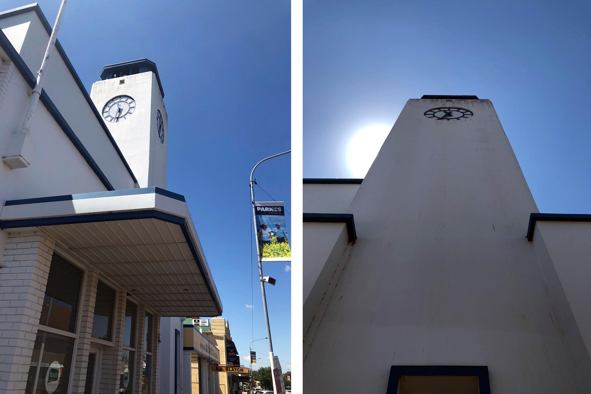 Parkes Council Buidling