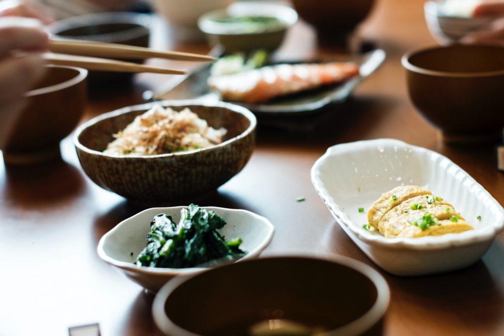 festive dining japanese