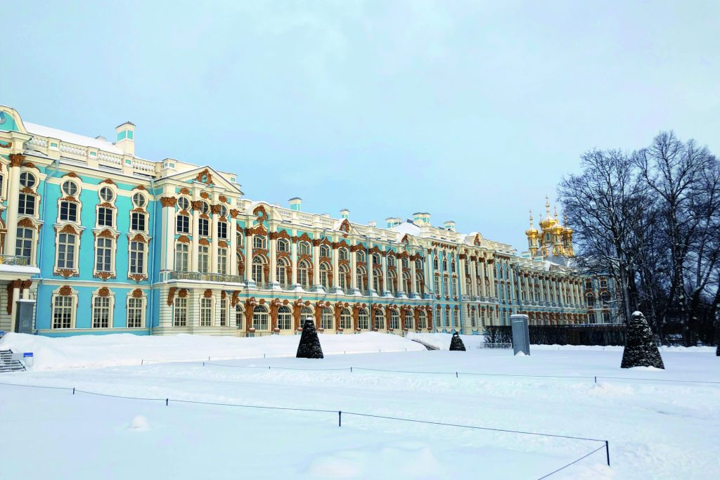 st petersburg catherine palace
