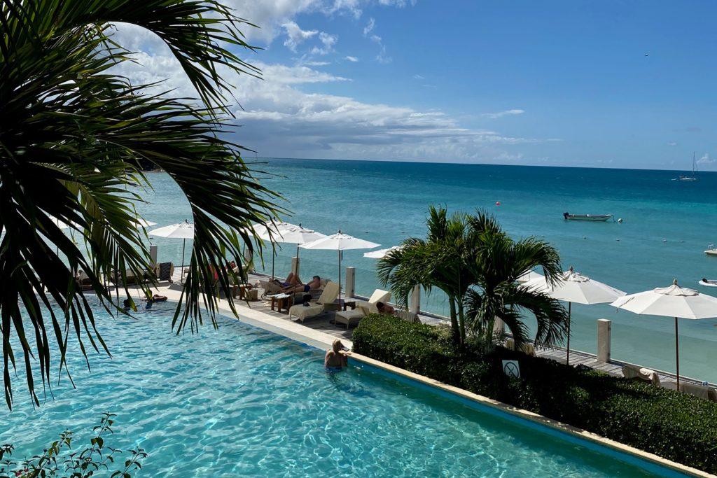 blue waters main pool