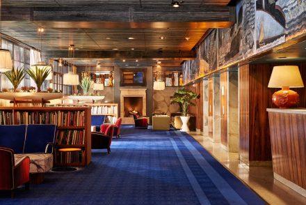 Maritime Hotel Reception