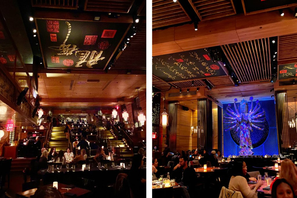 Tao Downtown restaurant